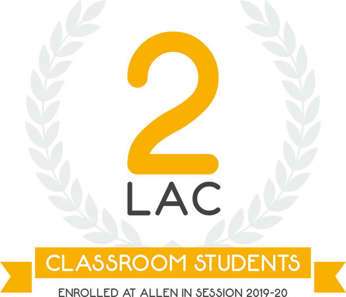 2 Lac Classroom Students, ALLEN Caree Institute