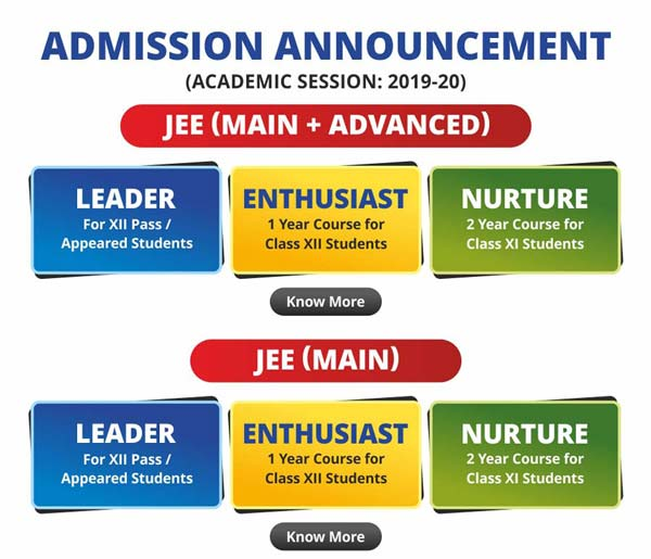 JEE Advanced 2019 Answer Key (code-wise), Paper Solutions, Video