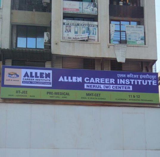 ALLEN Career Institute, Kota – Address and Contact Details