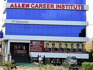 ALLEN Career Institute, Vadodara – Address and Contact Details